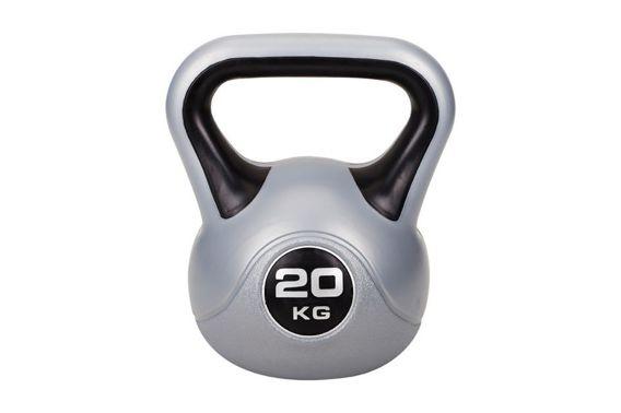 Hantla Kettlebell winylowa 20 kg Hop-Sport