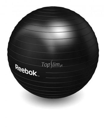 Pilka gimnastyczna REGF-11017BK Reebok 75 cm
