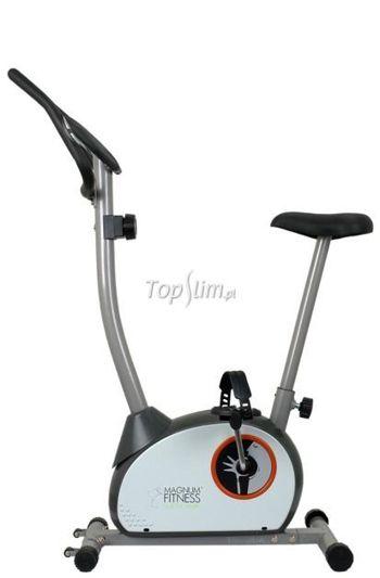 Rower stacjonarny magnetyczny Magnum Fitness MF-B100