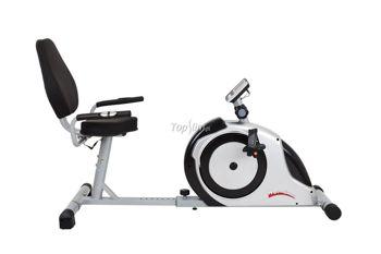 Rower stacjonarny treningowy leżący HS-66R Hop-Sport