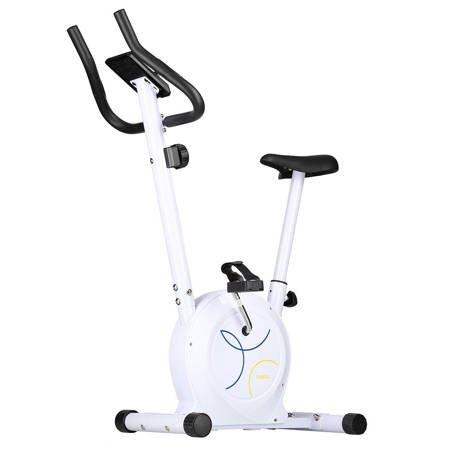 Rower treningowy magnetyczny RM8740 One Fitness biały